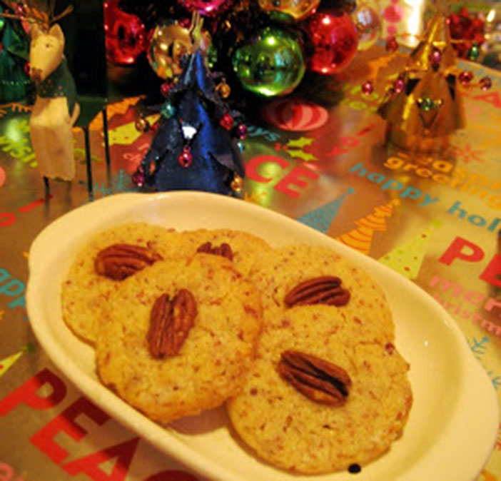 An Excellently Low Quality Image of Potato Chip and Bacon Cookies | meljoulwan.com