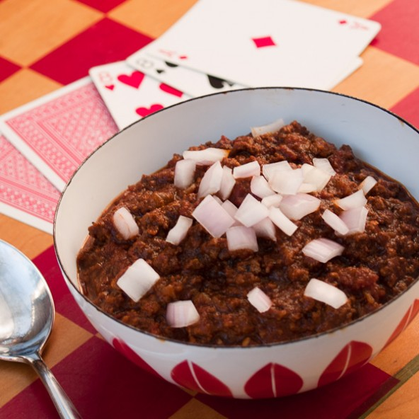 Chocolate Chili | meljoulwan.com