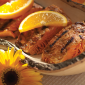 Moroccan Grilled Salmon