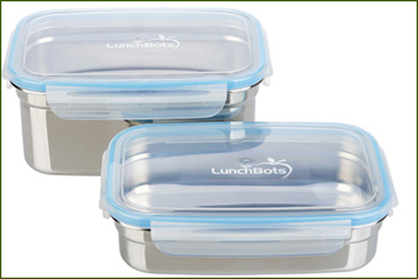 Lunchbots Review Giveaway