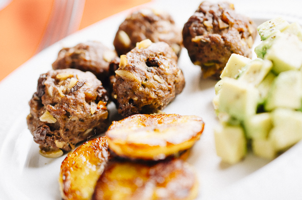 cuban meatballs