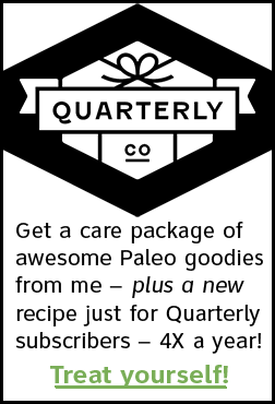 subscribe to quarterly