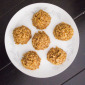 Maple-Pumpkin Coconut Macaroons